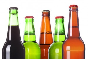 color-beer-bottles
